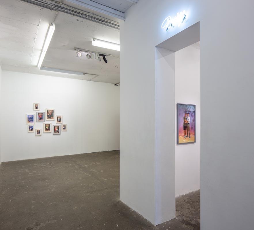 014 Installation view