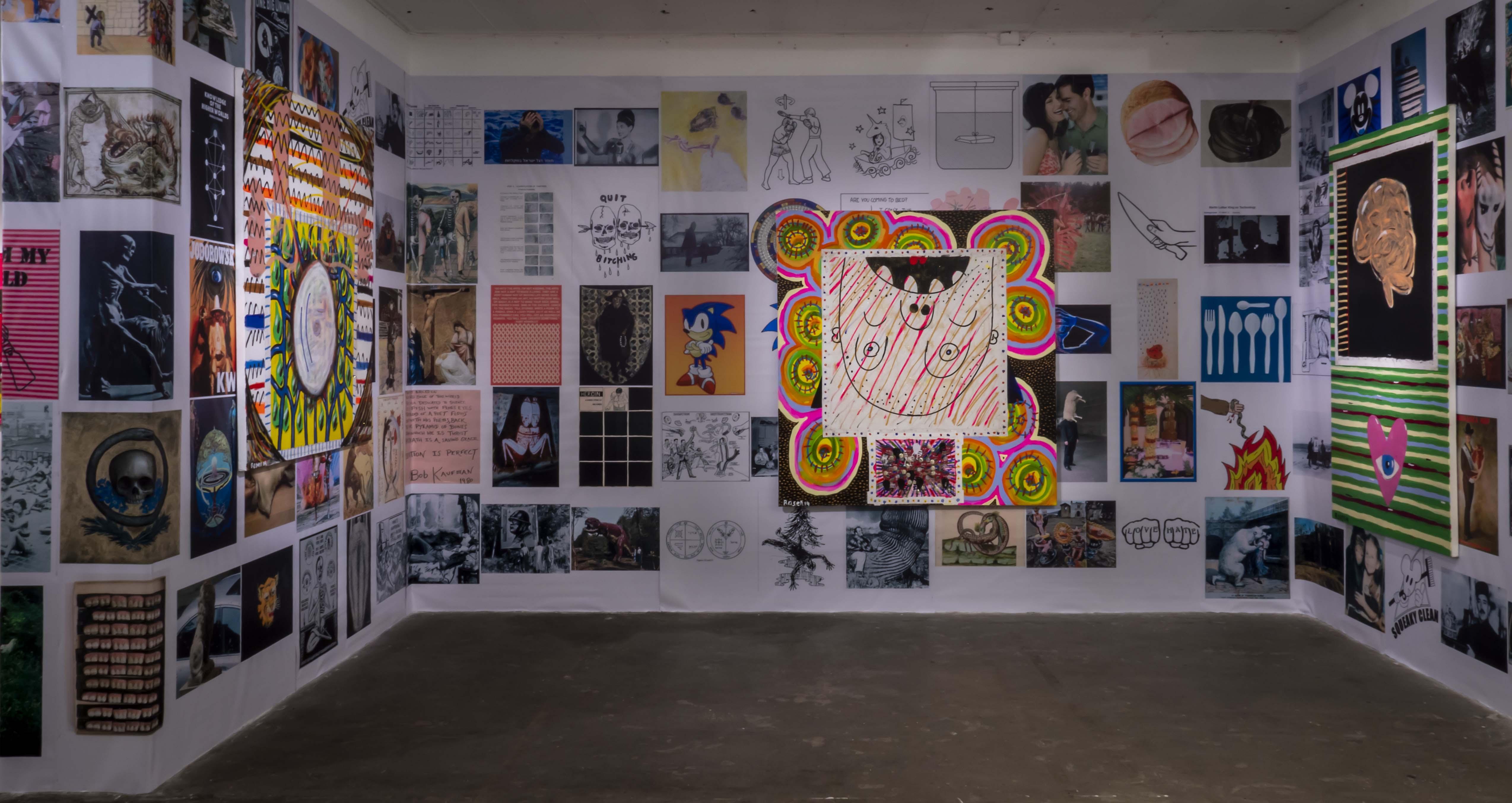 093 Installation view