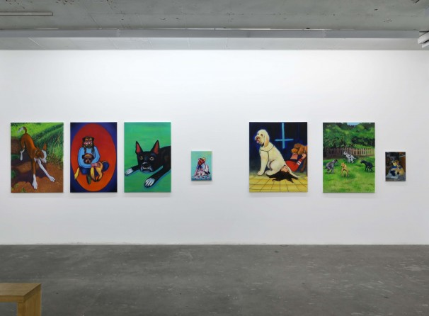 012Installation view