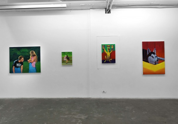 013 Installation view