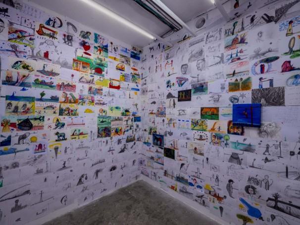 013 Installation view