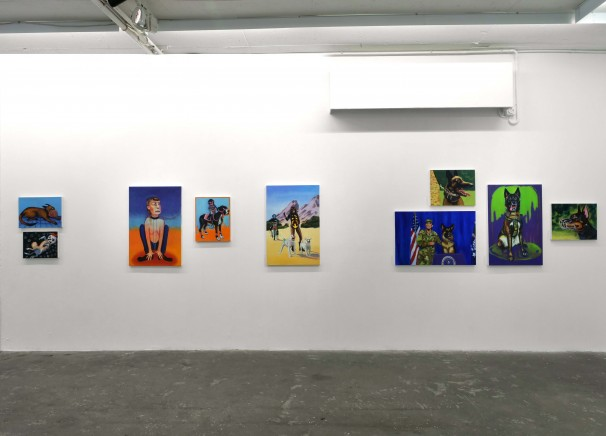 014Installation view