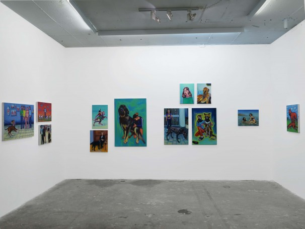 015Installation view
